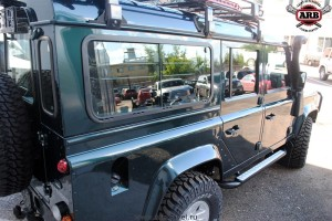 Tuning Land Rover Defender 110