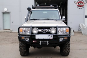 Тюнинг Toyota Land Cruiser 70