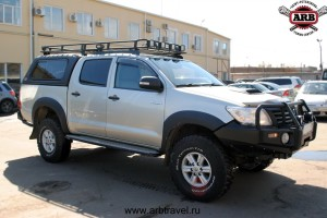 Toyota Hilux Tuning24