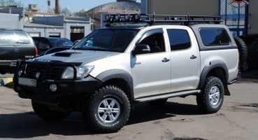 Toyota Hilux Tuning36