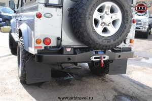 Tuning Land Rover Defender www.arbtravel.ru